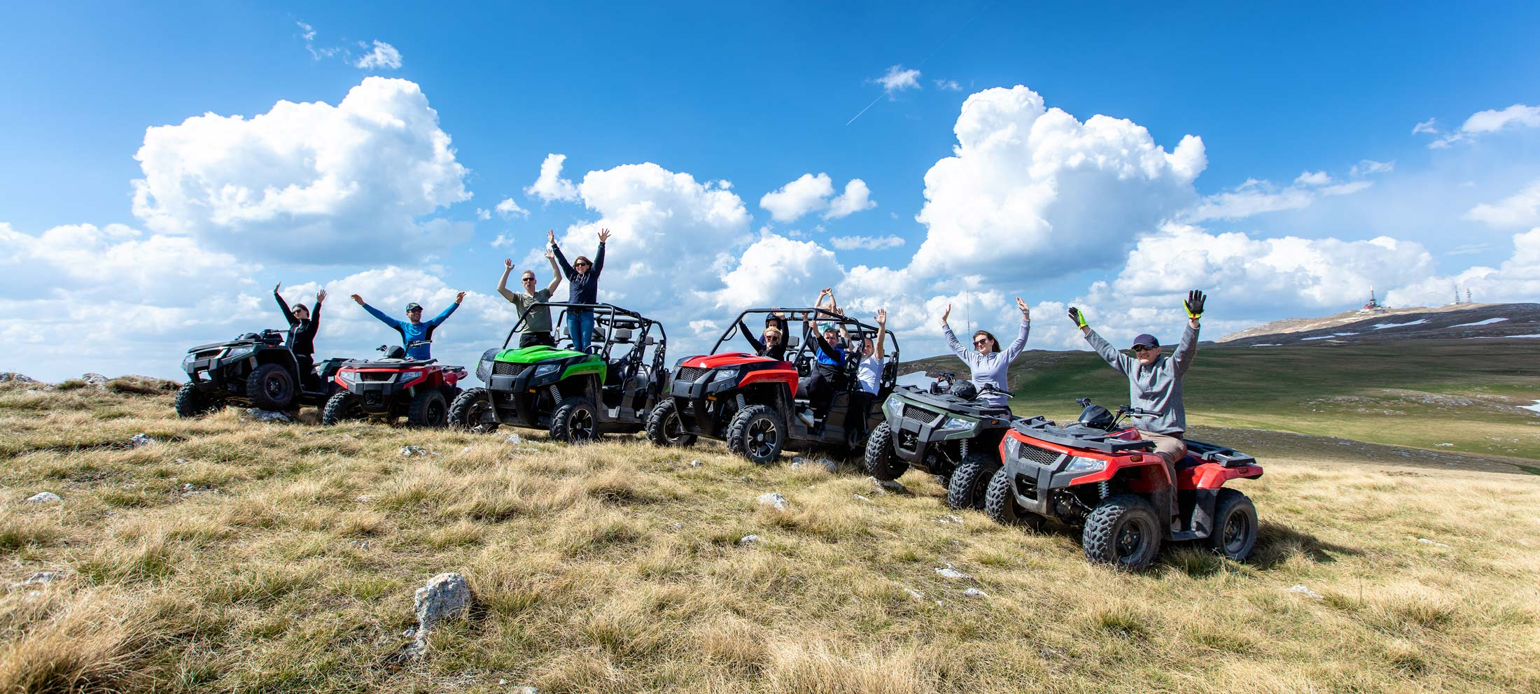 ATV in Montana's Missouri River Country
