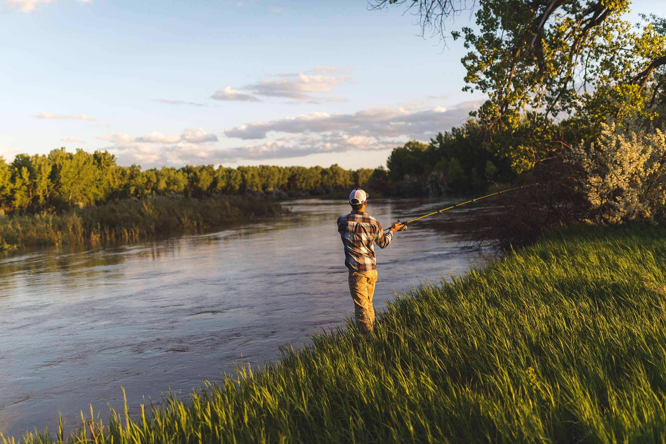 Fishing in Montana's Missouri River Country