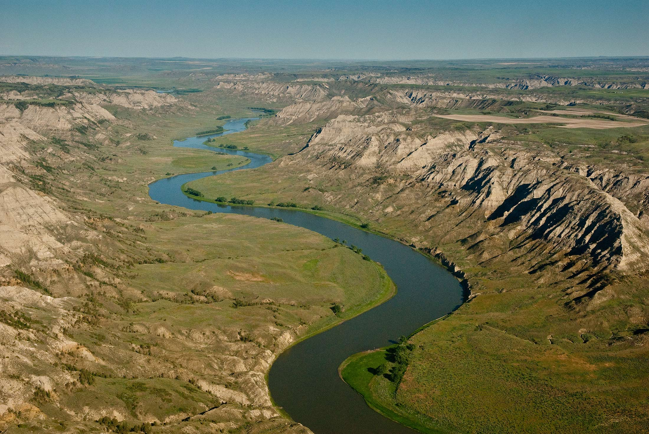 Rivers in Montana's Missouri River Country