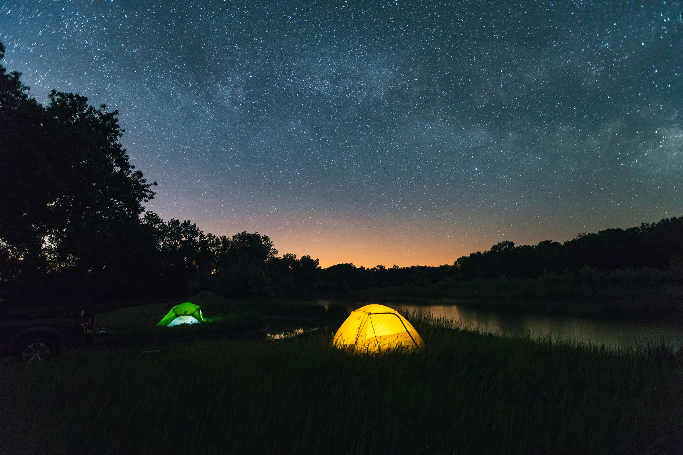 Stargazing in Montana's Missouri River Country