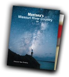 Montana's Missouri River Country Travel Planner